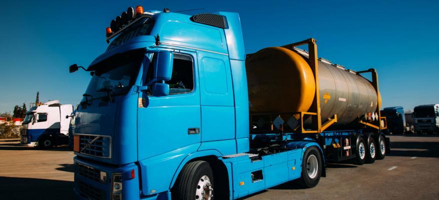 Μεταφορές Δεξαμενών Container ADR